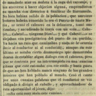 El Espectador Madrid 23/4/1847